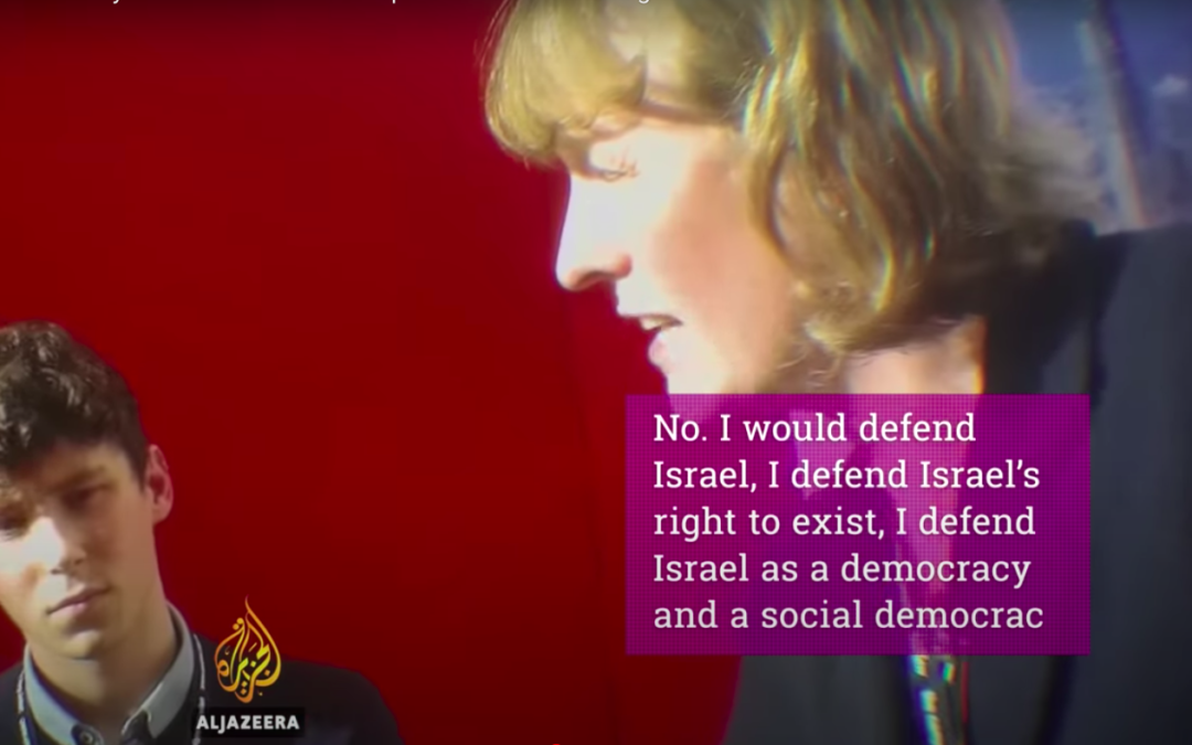 The Lobby (UK) Episode 3: Anti-Semitic Trope