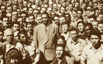Robeson at HUAC