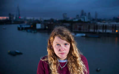 People's Faces – Kae (formerly Kate) Tempest