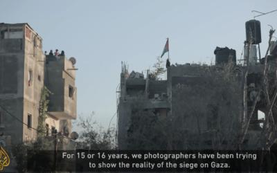 FROM SHEIKH JARRAH TO GAZA